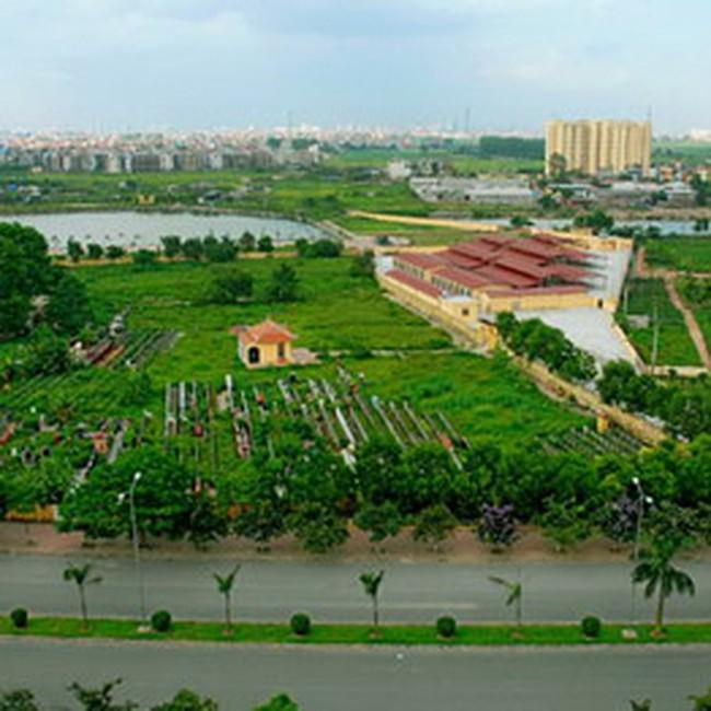 Hà Nội: 32 dự án ảnh hưởng đến vành đai xanh