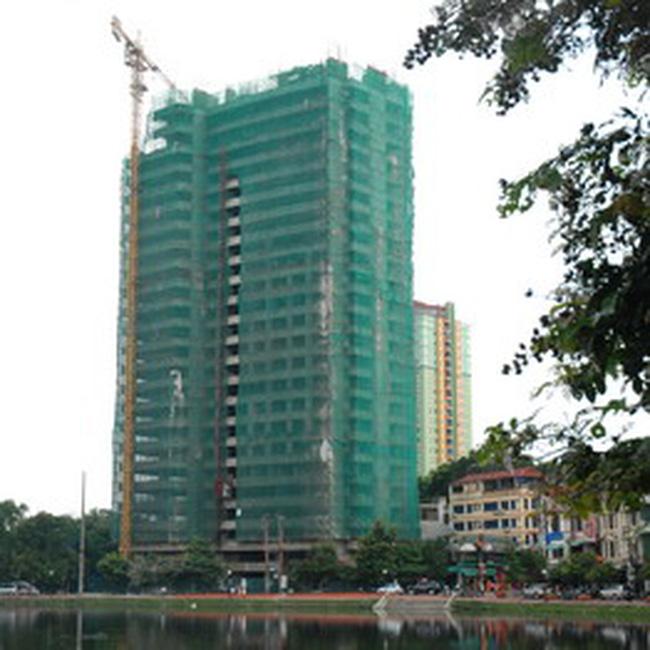 Hà Nội: Phân vùng để định hướng phát triển nhà cao tầng trong trung tâm