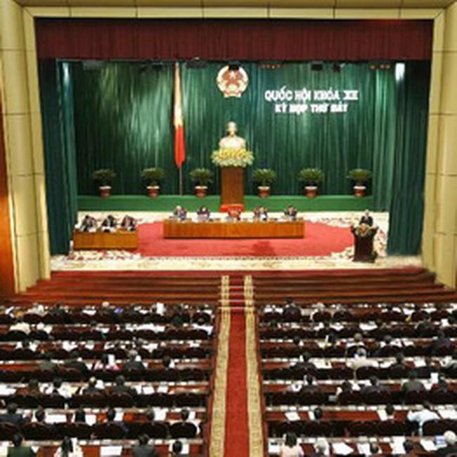 Quốc hội bàn luận Đồ án quy hoạch Thủ đô