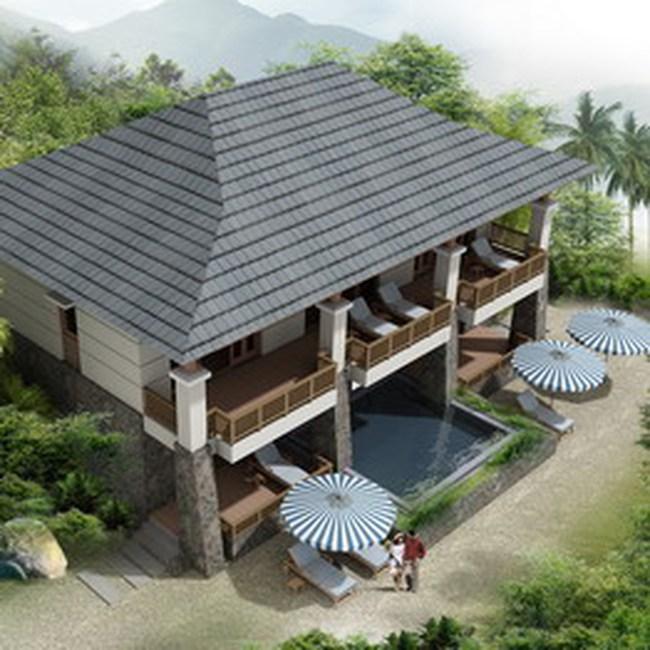 Giá bán biệt thự Vinpearl Đà Nẵng Luxury Resort & Residences trung bình khoảng 2 triệu USD/căn