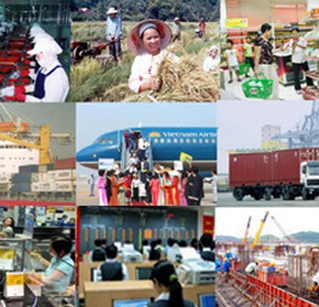 Năm 2011, lấy lại đà tăng trưởng của nền kinh tế