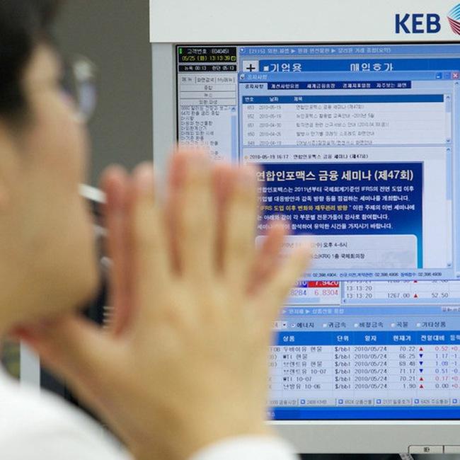 Thị trường châu Á lên mức cao nhất trong 4 tuần