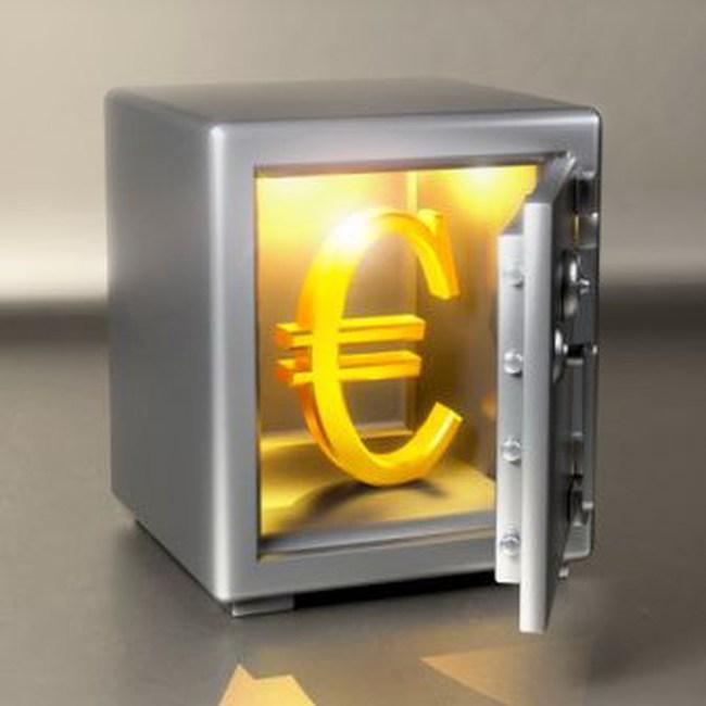 Đồng euro lên giá nhờ tín hiệu lạc quan từ châu Âu
