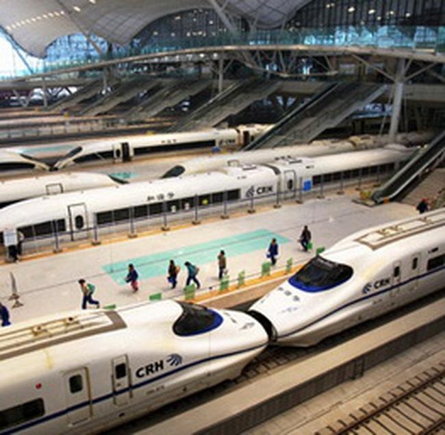 Quốc hội đồng ý chủ trương làm đường sắt cao tốc