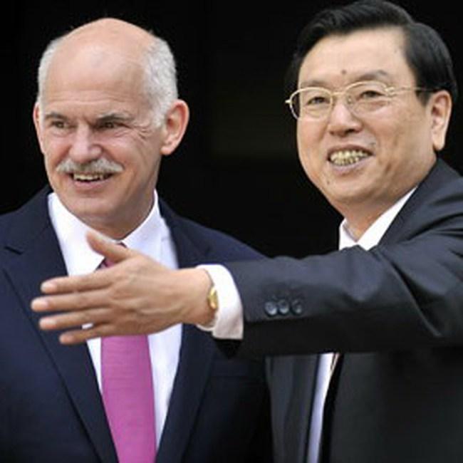 Tại sao Trung Quốc đầu tư hàng tỷ euro vào Hy Lạp?