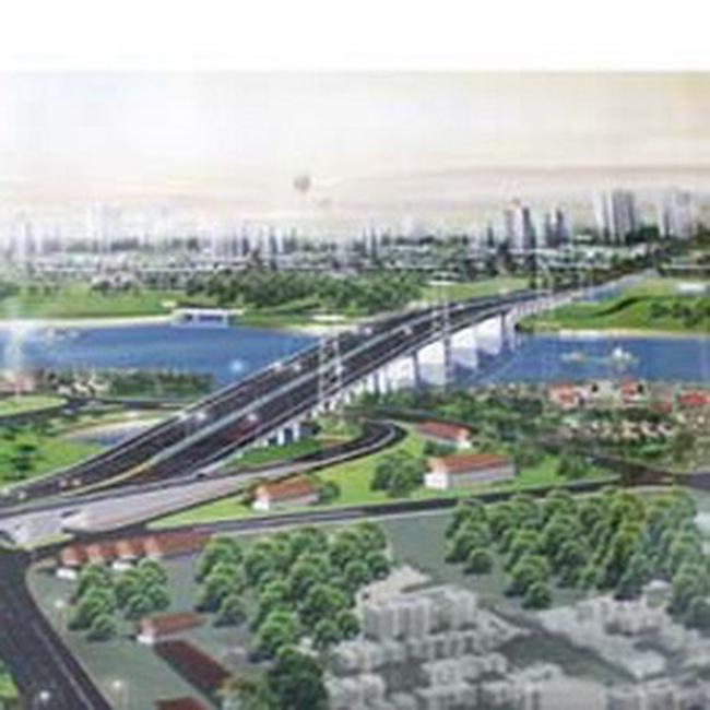 Tháng 9 sẽ khởi công xây cầu Sài Gòn 2