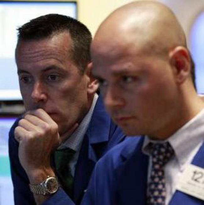 Dow Jones nỗ lực tăng điểm