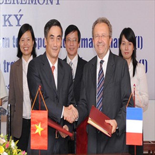 JICA và AFD hỗ trợ Việt Nam 135 triệu USD