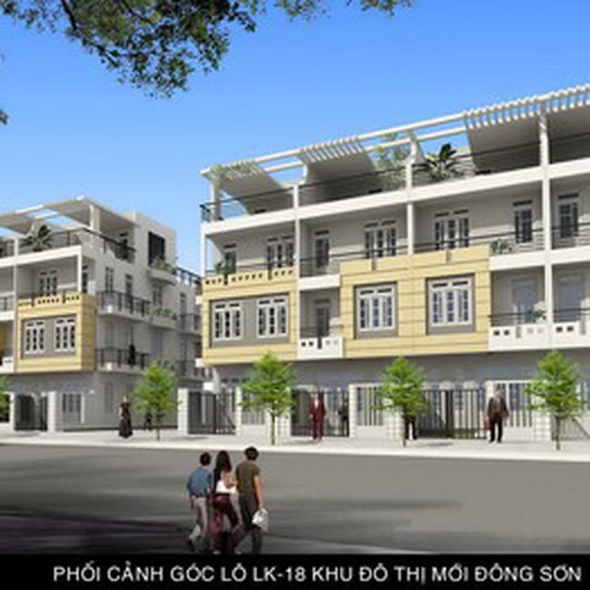 Thanh Hóa: Động thổ xây dựng Khu đô thị mới Đông Sơn