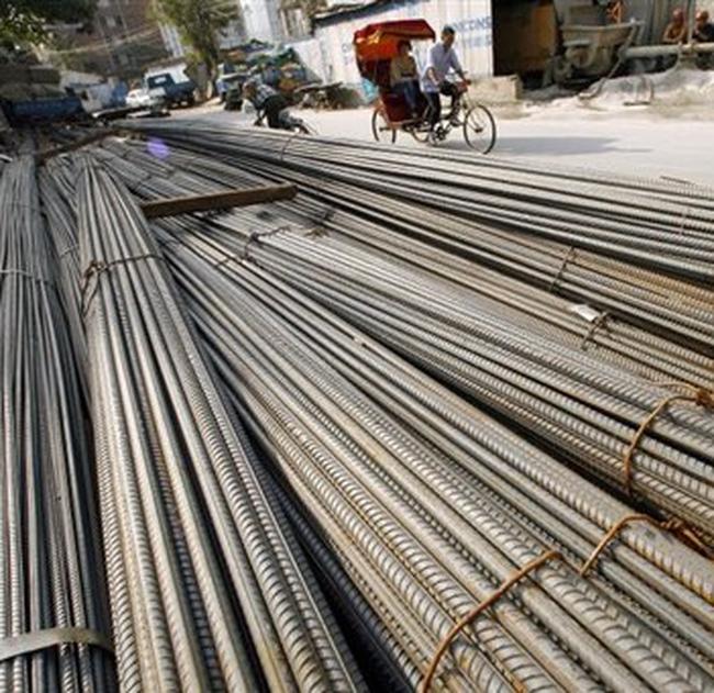 Giá thép Trung Quốc khó giảm sâu hơn nữa