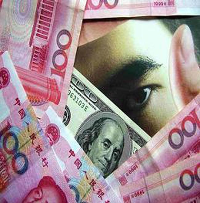 Deutsche Bank AG dự đoán đồng nhân dân tệ tăng giá 1,9% từ nay đến cuối 2010
