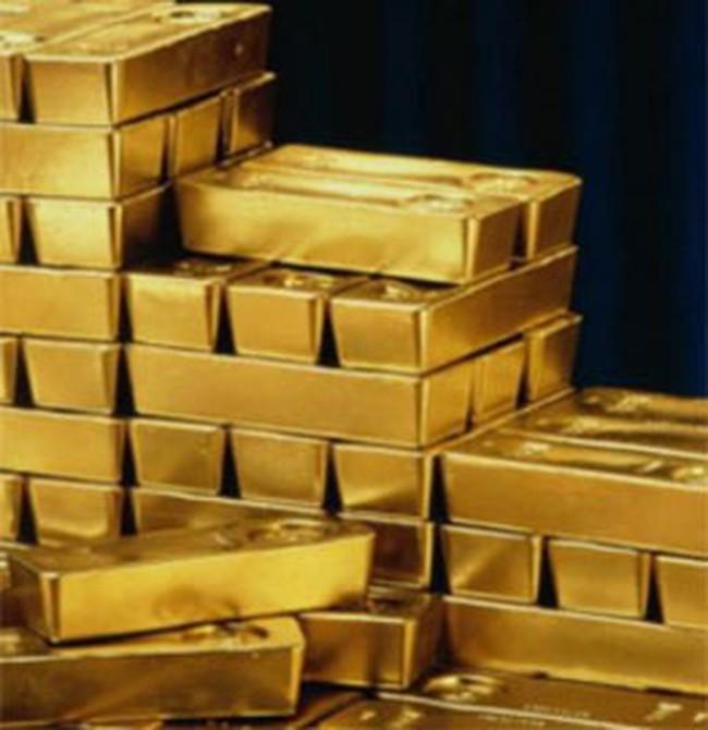 Giá vàng giảm mạnh 400.000 đồng/lượng