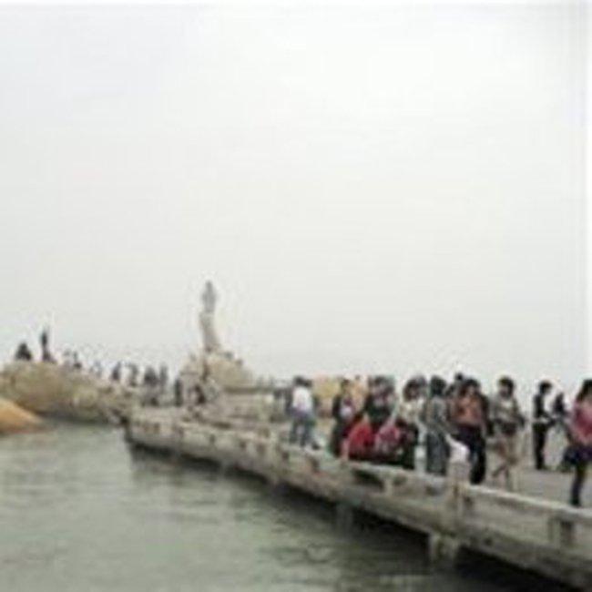 Lượng khách đi tour Trung Quốc tăng cao