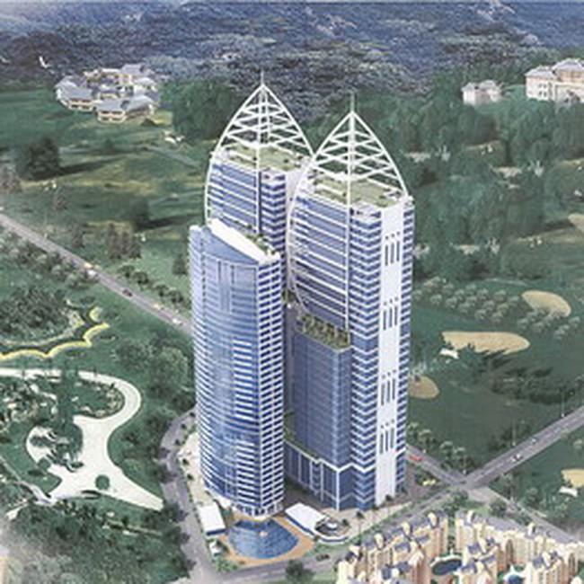 Hà Nội: Xây chung cư 50 tầng trên đường Cầu Giấy