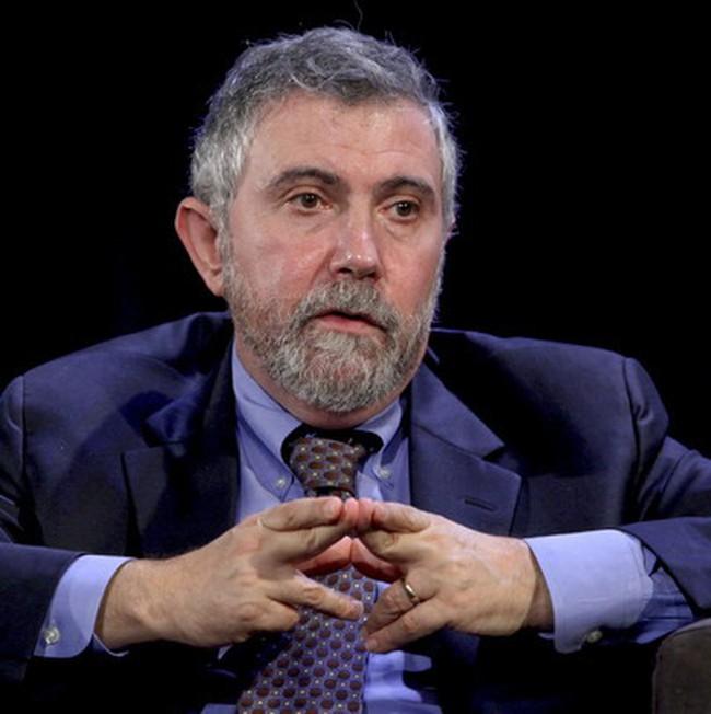 Paul Krugman: Kinh tế thế giới cần thêm các gói kích thích