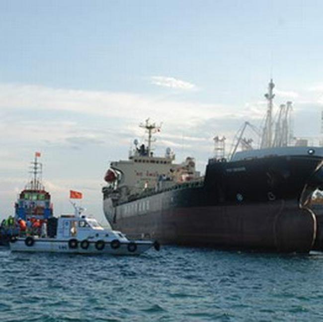 PVT: Doanh thu vận tải cho NMLD Dung Quất tăng 50%