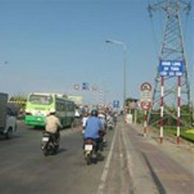 Xây cầu Sài Gòn 2 theo hình thức BT