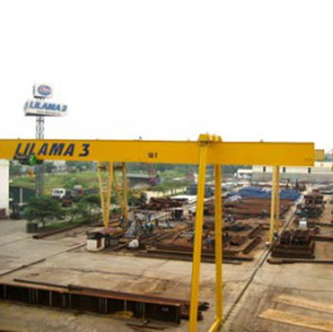 LM3: Dự kiến cổ phần hóa Nhà máy chế tạo cơ khí và đóng tàu