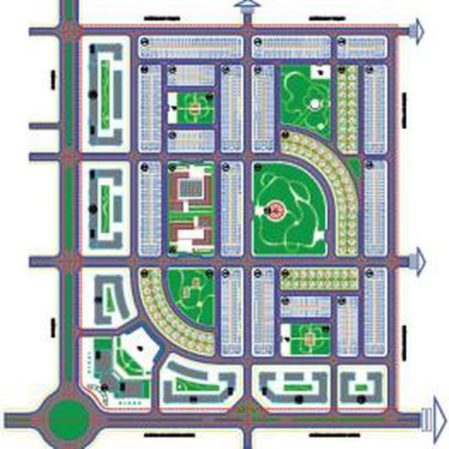 DBC: Phê duyệt quy hoạch chi tiết tỷ lệ 1/500 Khu đô thị mới Dabaco-Vạn An
