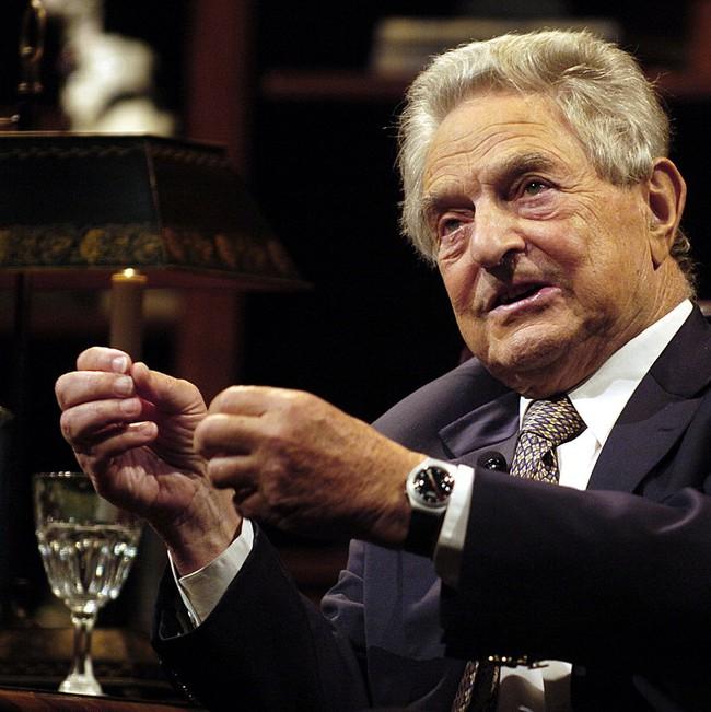 George Soros: Chính sách của Đức có thể phá hủy châu Âu