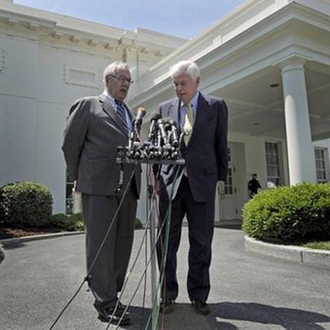 Ngày 04/07/2010, nước Mỹ sẽ có luật mới để điều tiết ngành tài chính