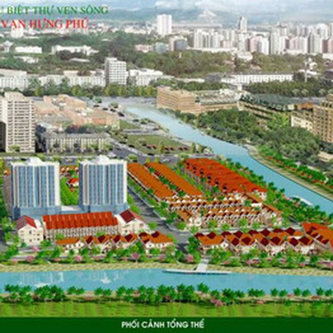 TP.HCM: Đầu tư xây dựng khu nhà ở tại huyện Nhà Bè