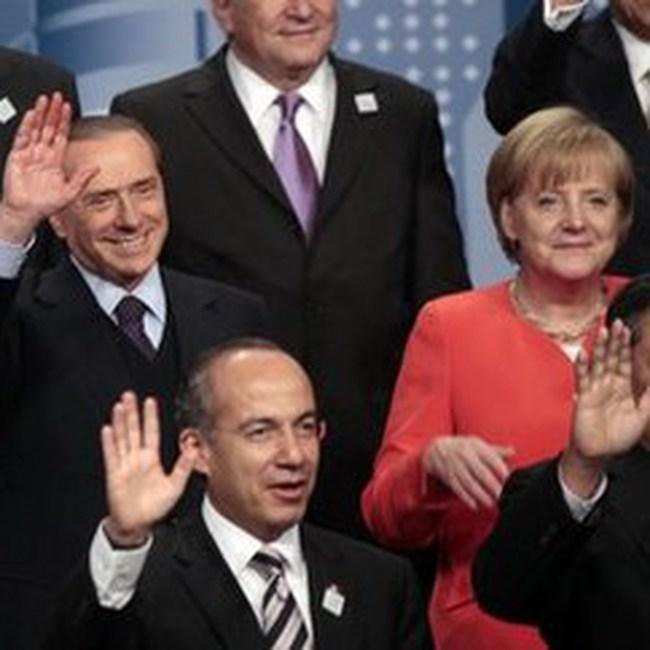 G20 kêu gọi các ngân hàng tăng vốn mạnh