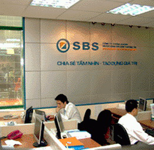 Sacombank-SBS và UDEC chính thức giao dịch ngày 5/7