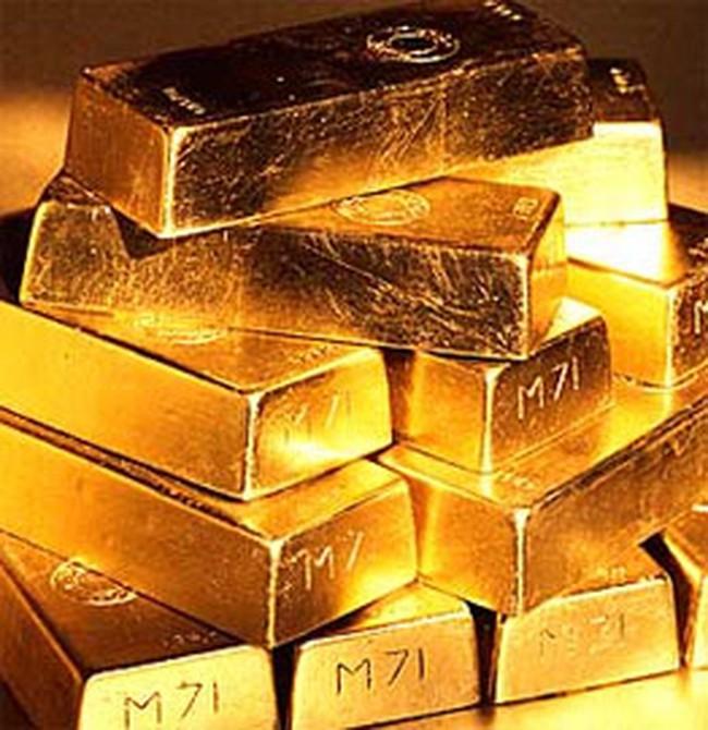 Giá vàng giảm mạnh 200.000 đồng/lượng