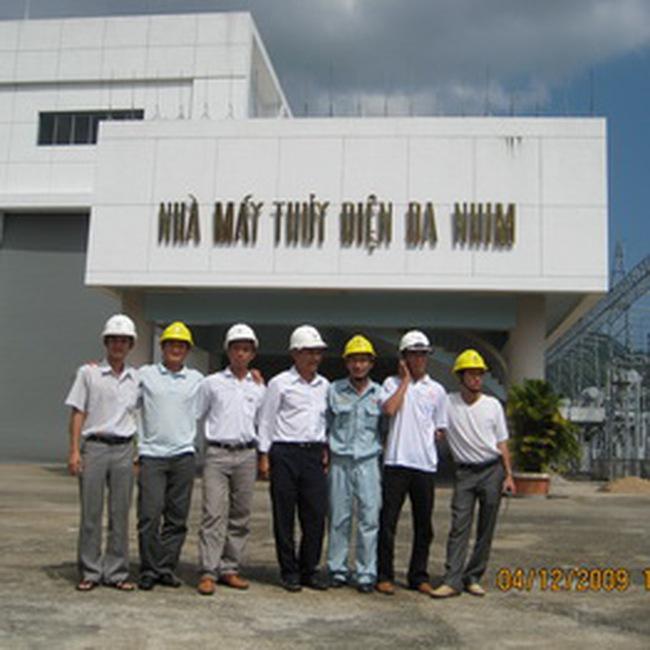 Thủy điện Đa Nhim chỉ bán được 0.13% khối lượng chào bán
