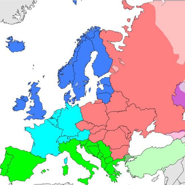 """Bắc Âu """"nếm mùi"""" khủng hoảng tài khóa từ Nam Âu"""