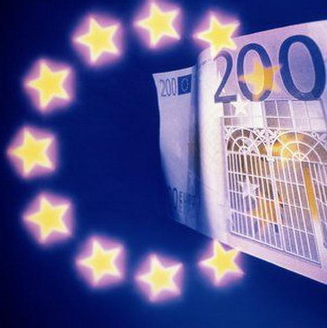 Ngành ngân hàng châu Âu đón tin tốt