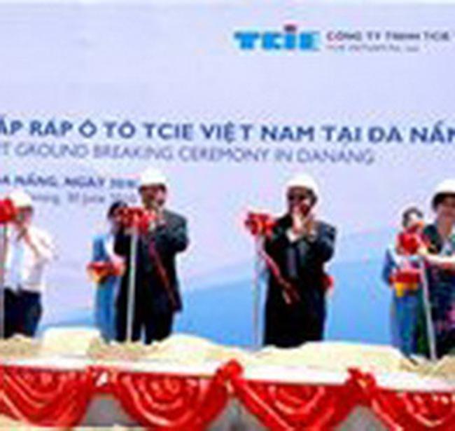TCIE xây nhà máy lắp ráp ô tô tại Đà Nẵng