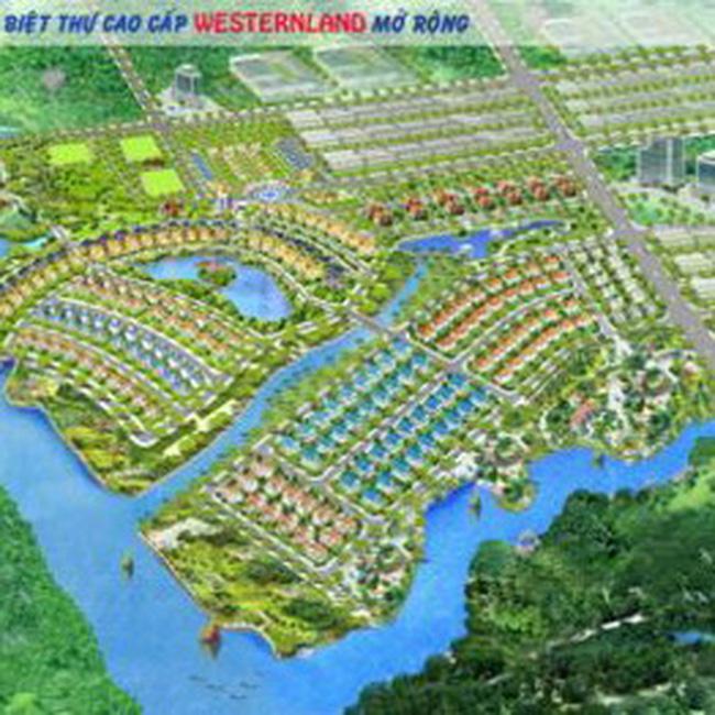 TDC: Biệt thự Moon River được bán với giá  1,9 triệu đồng/m2