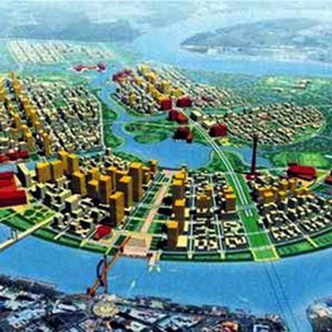Trung tâm hành chính mới quận 2 nằm tại phường Thạnh Mỹ Lợi