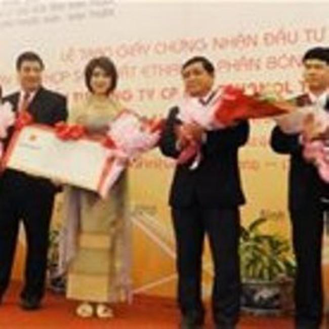 Đầu tư 50 triệu đô la cho dự án Ethanol, Ninh Thuận