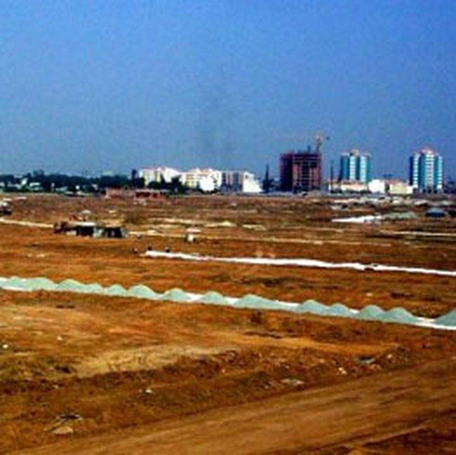 Đất nền dự án mới bỗng dưng sốt