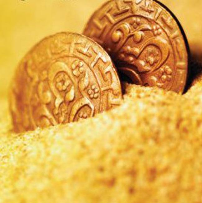 Vàng vọt lên gần 29,2 triệu đồng/lượng