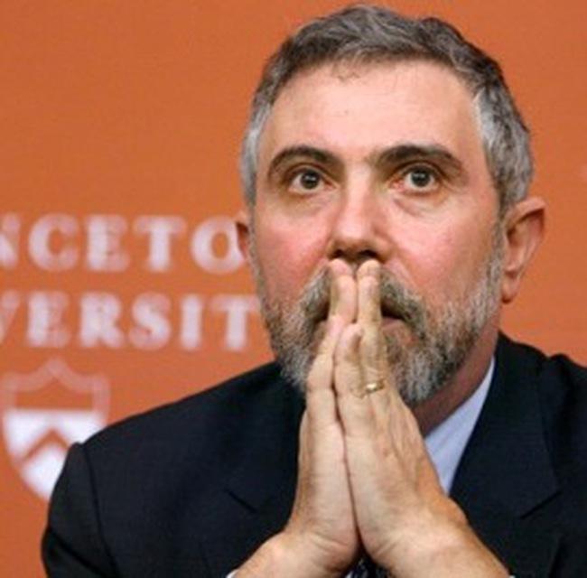 """Paul Krugman: """"Đây chưa phải phục hồi"""""""
