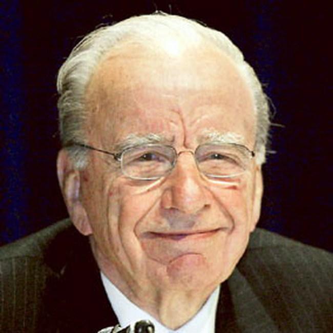 Tỷ phú truyền thông Rupert Murdoch: Kinh tế toàn cầu chưa hết hỗn loạn