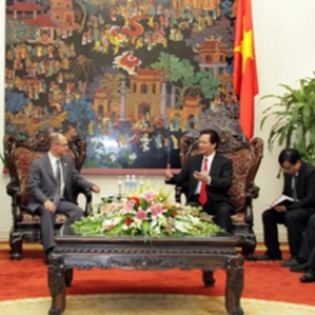 Việt – Nga hợp tác xây dựng Nhà máy điện hạt nhân đầu tiên