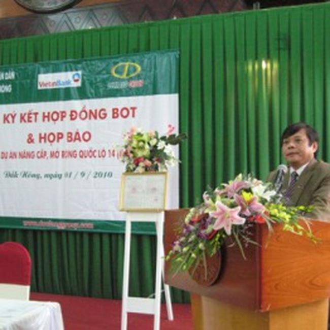 DLG: Đầu tư 1.400 tỷ đồng cho dự án quốc lộ 14 Km817 – Km887