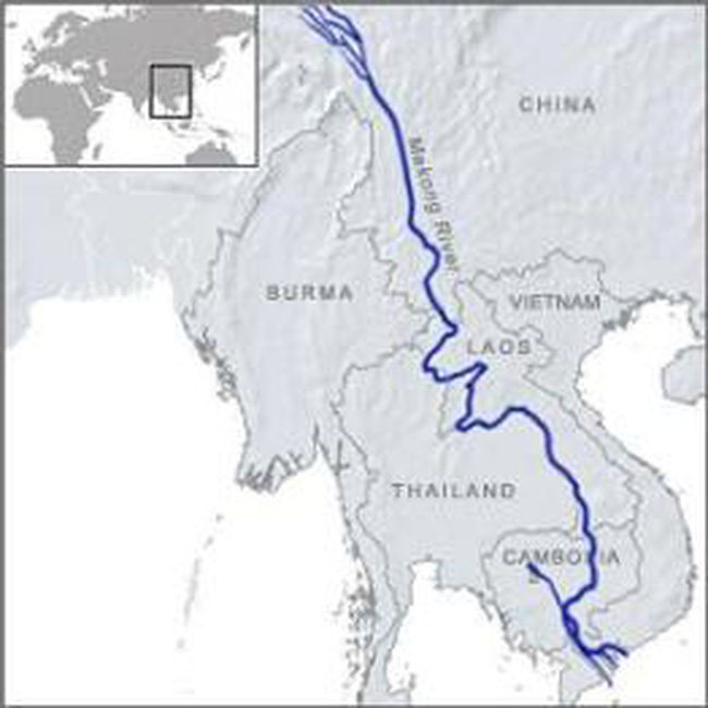 Hé lộ 4 phương án đường sắt xuyên 6 quốc gia GMS