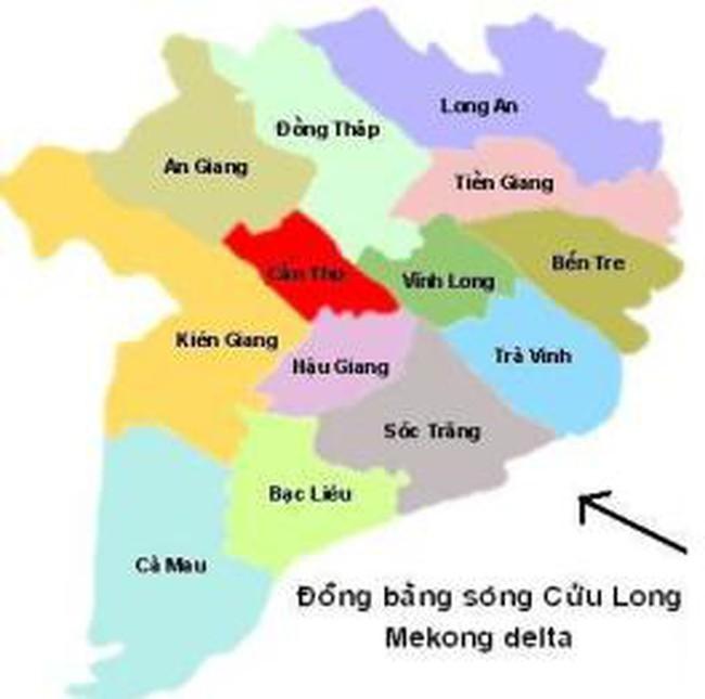 Đồng Bằng Sông Củu Long: Kêu gọi đầu tư vào 6 dự án Đường Bộ