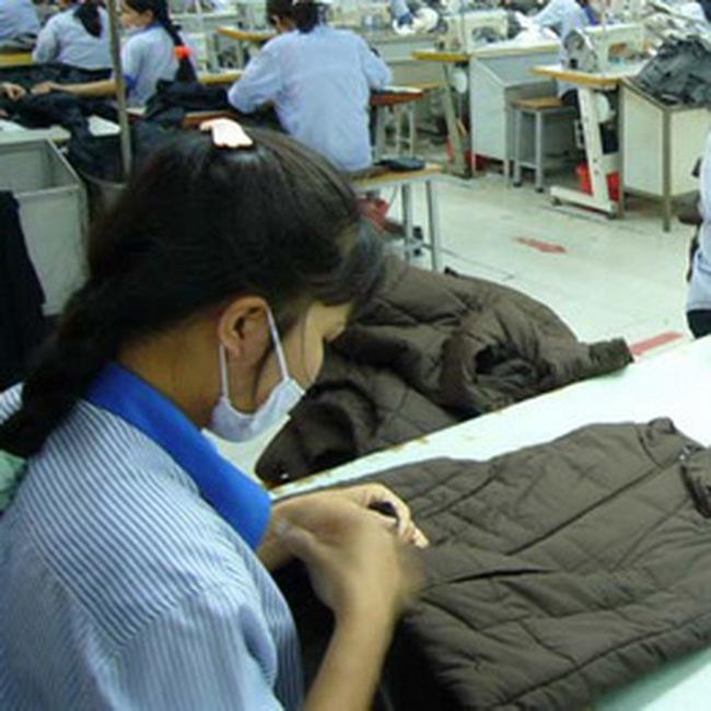8 tháng, xuất khẩu dệt may đạt gần 6,9 tỷ USD