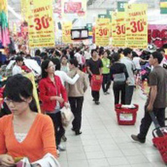 600 doanh nghiệp tại Tp.HCM tham gia bán hàng khuyến mại