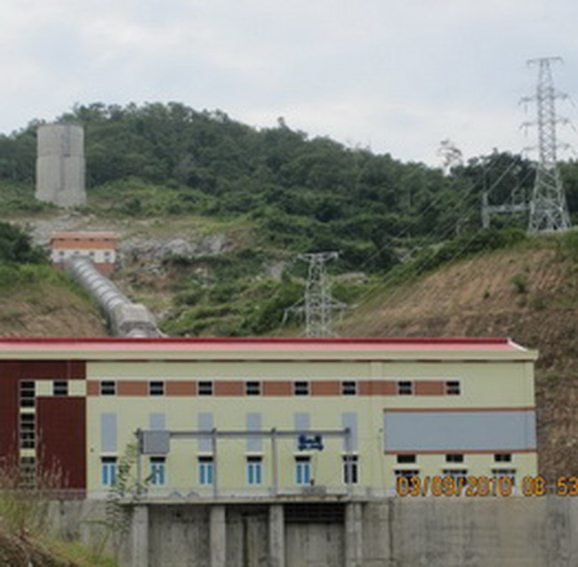 SBA: Tổ máy thứ hai thủy điện Krông H'năng đã chính thức vận hành