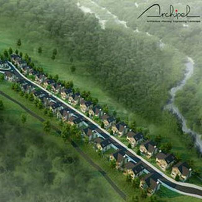 DIG: Được cấp chứng nhận quyền sử dụng đất dự án biệt thự đồi An Sơn