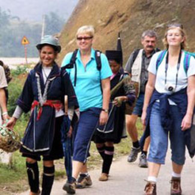 Du lịch Việt Nam vẫn nằm trong Top tăng trưởng cao nhất