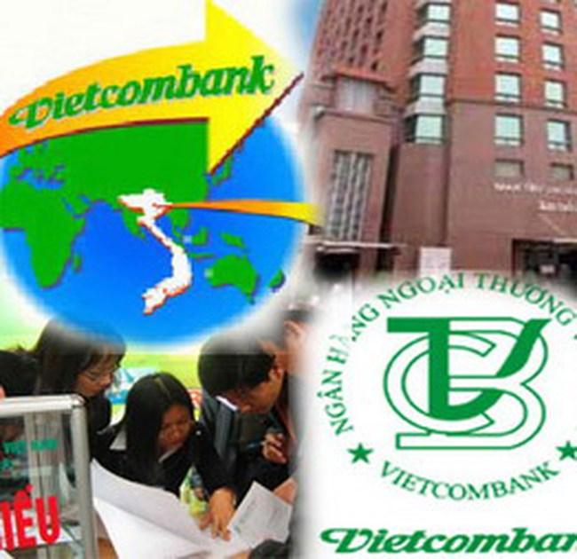 Chính phủ cho phép Vietcombank tăng vốn thêm 33%